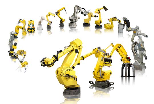 机器人集成系统